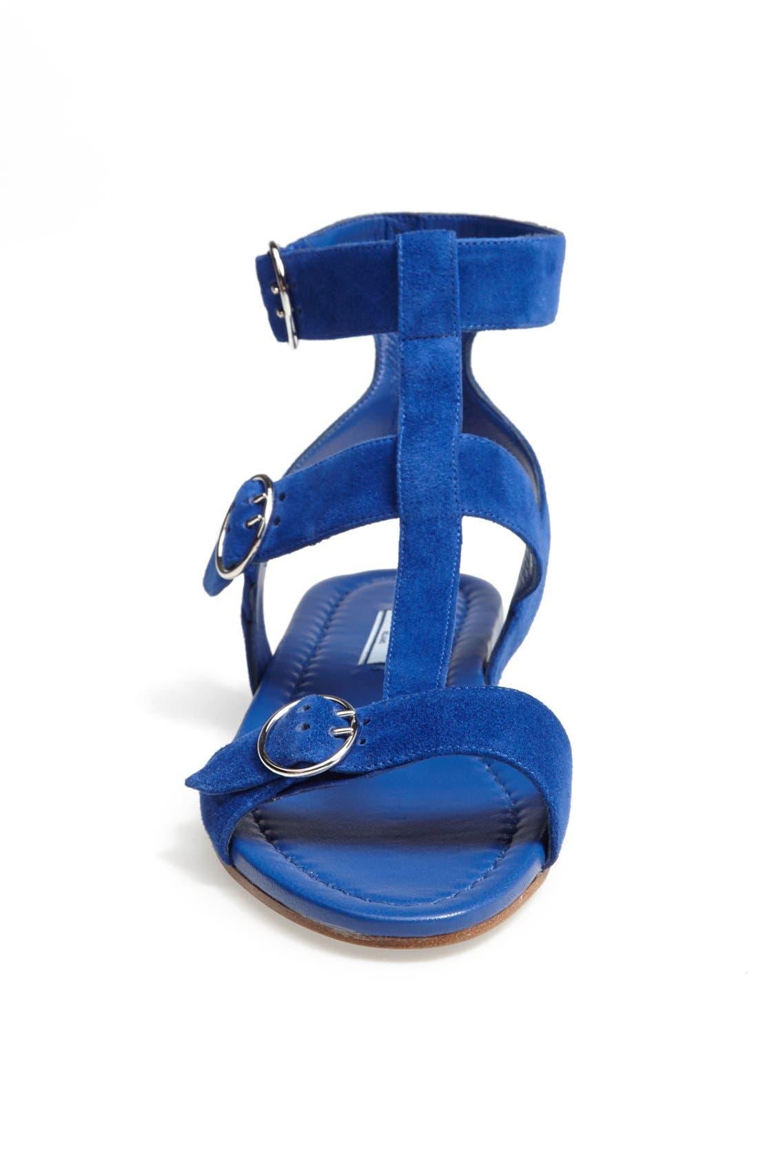 Alternate Image 3  - Prada Triple Buckle Gladiator Sandal
