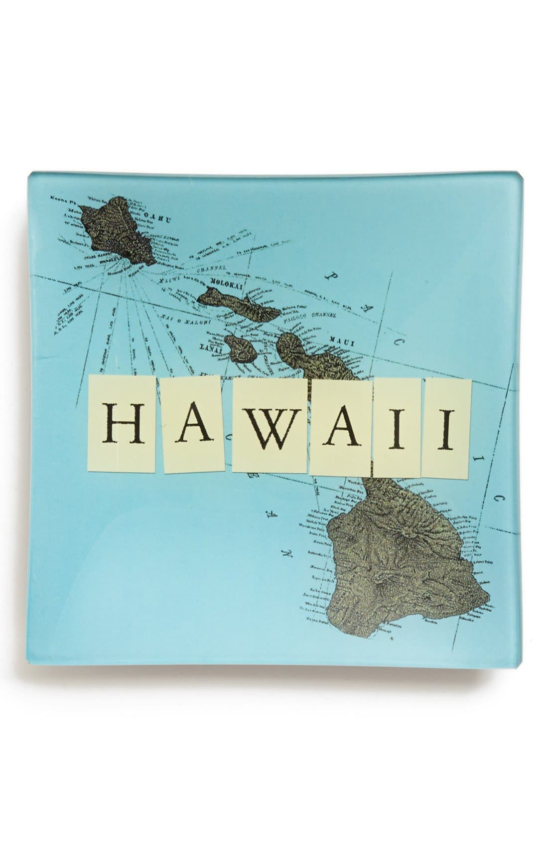 Alternate Image 1 Selected - Ben's Garden 'Hawaii Map' Tray