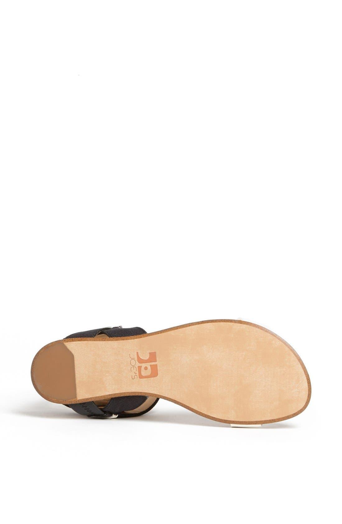 Alternate Image 4  - Joe's 'Eryn' Sandal