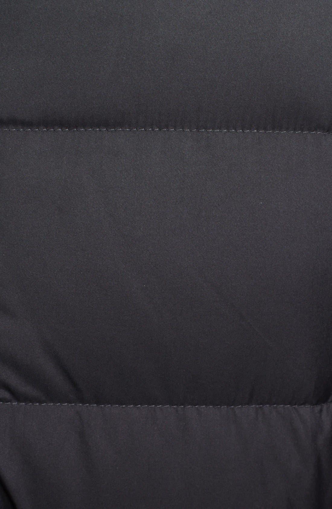 Alternate Image 3  - Burberry Brit 'Metcalf' Down Coat