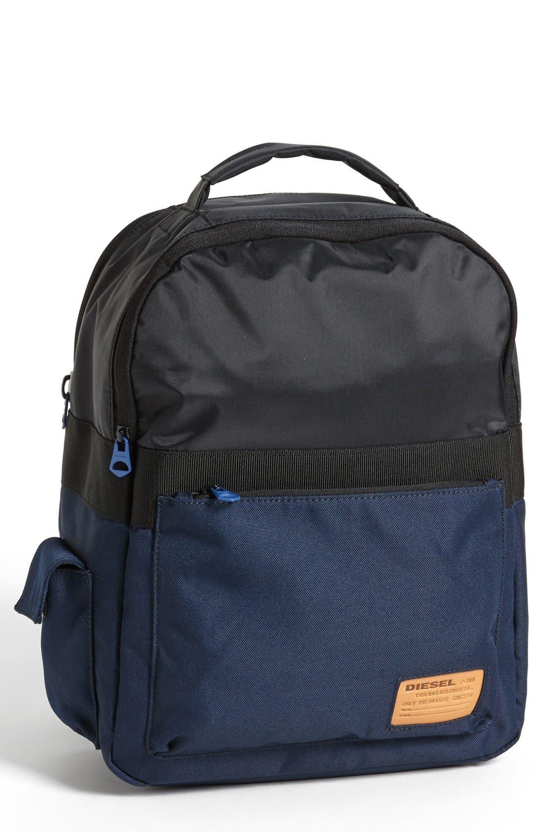 Alternate Image 1 Selected - DIESEL® 'Hard Users' Backpack