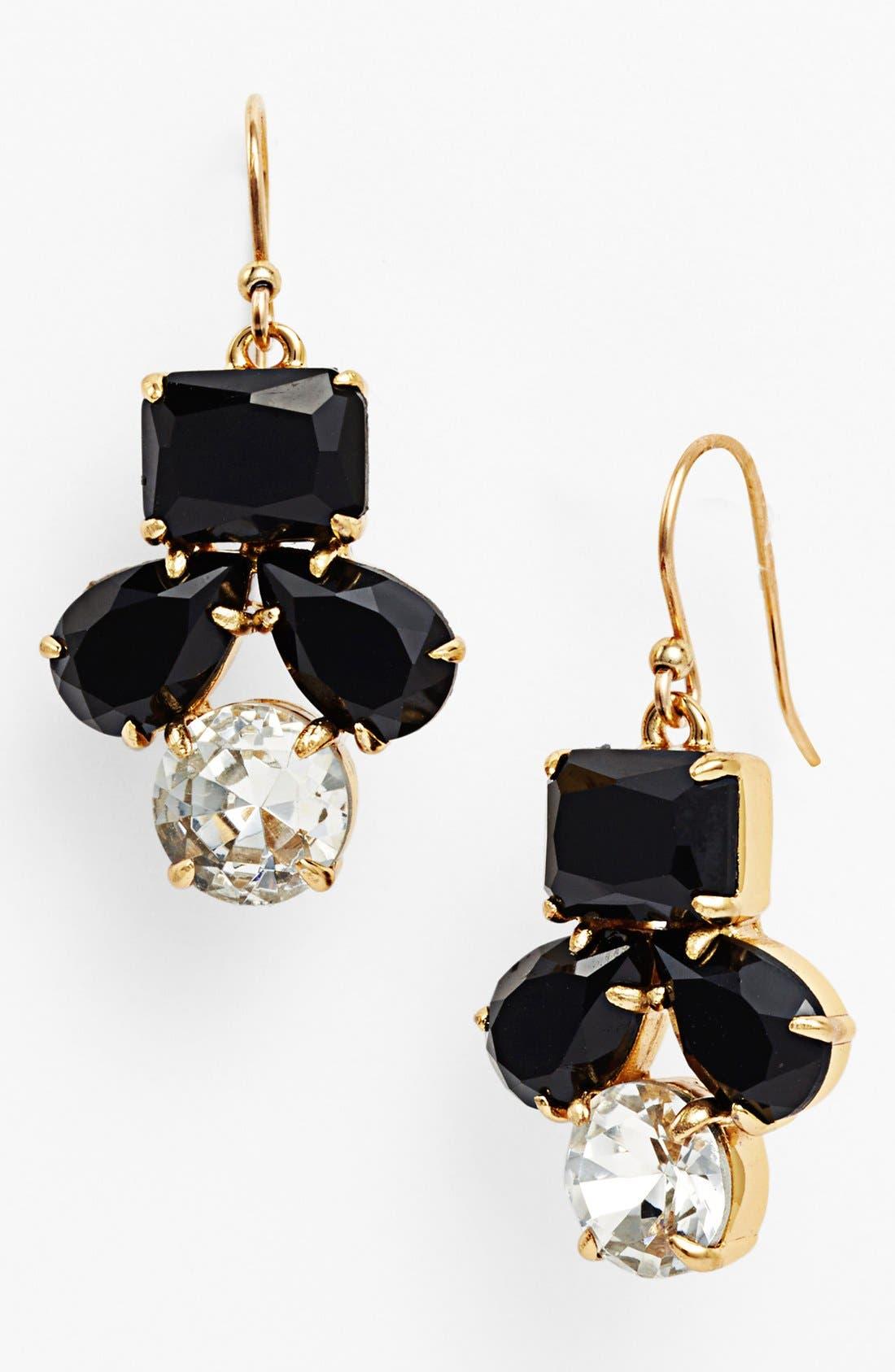 Alternate Image 1 Selected - kate spade new york 'secret garden' mixed stone earrings