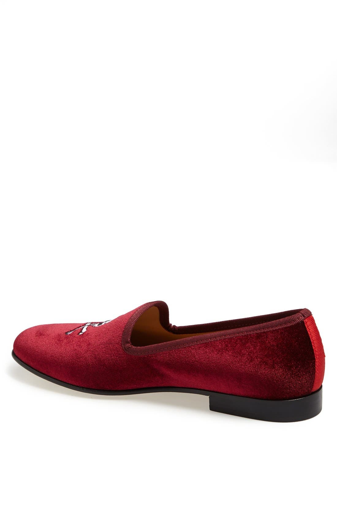 Alternate Image 2  - Del Toro Velvet Loafer