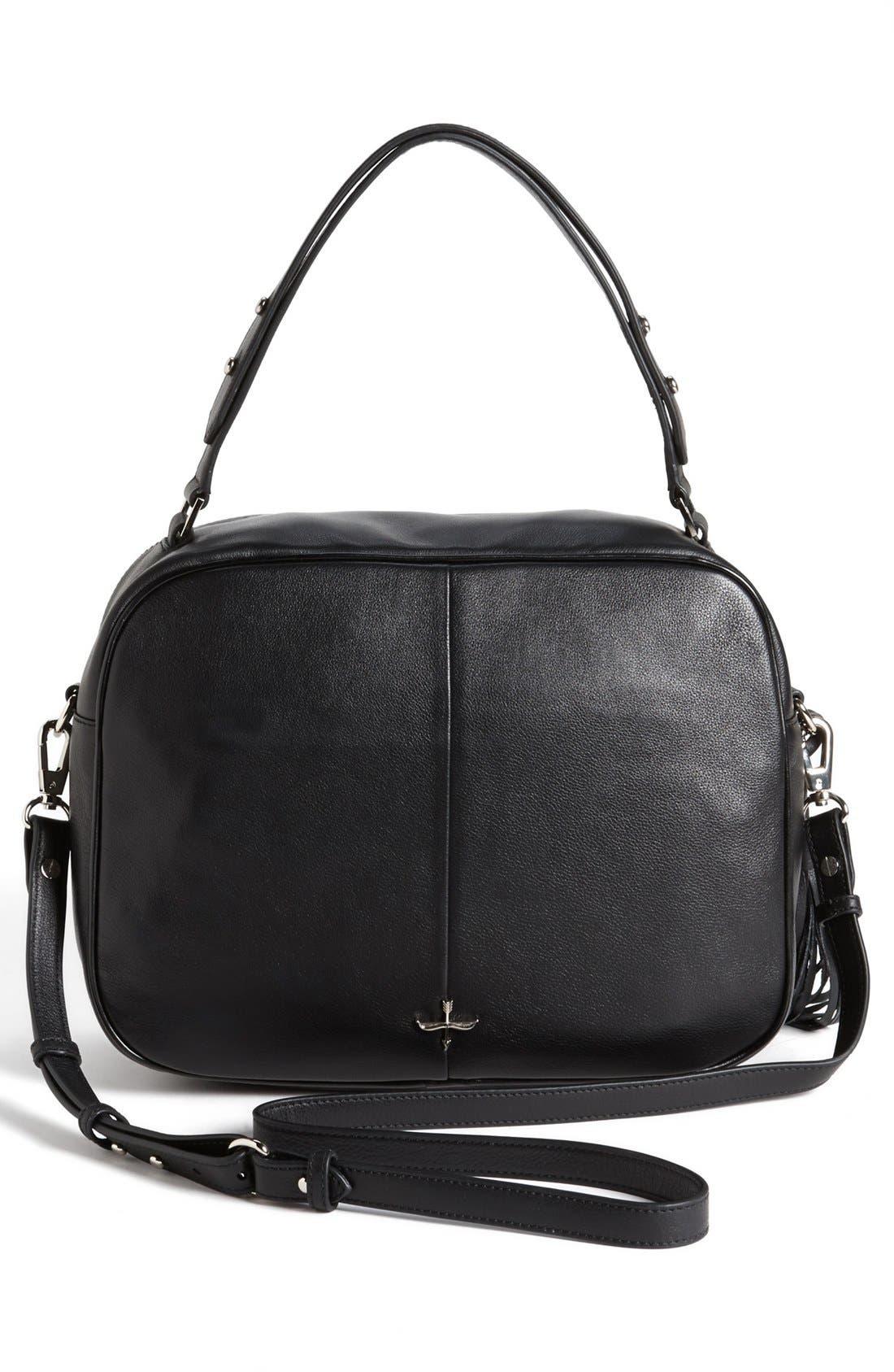 Alternate Image 4  - Pour la Victoire 'Nora' Leather Crossbody Bag
