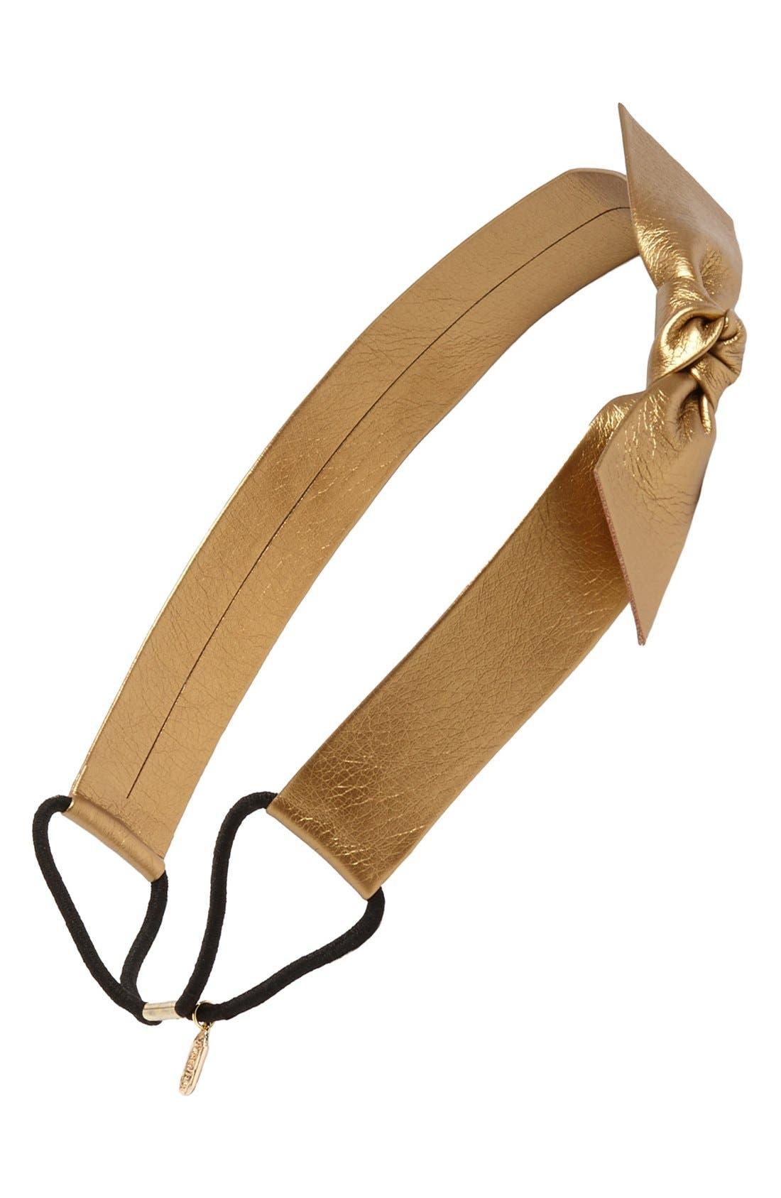 Alternate Image 1 Selected - Tasha 'Blair' Bow Head Wrap