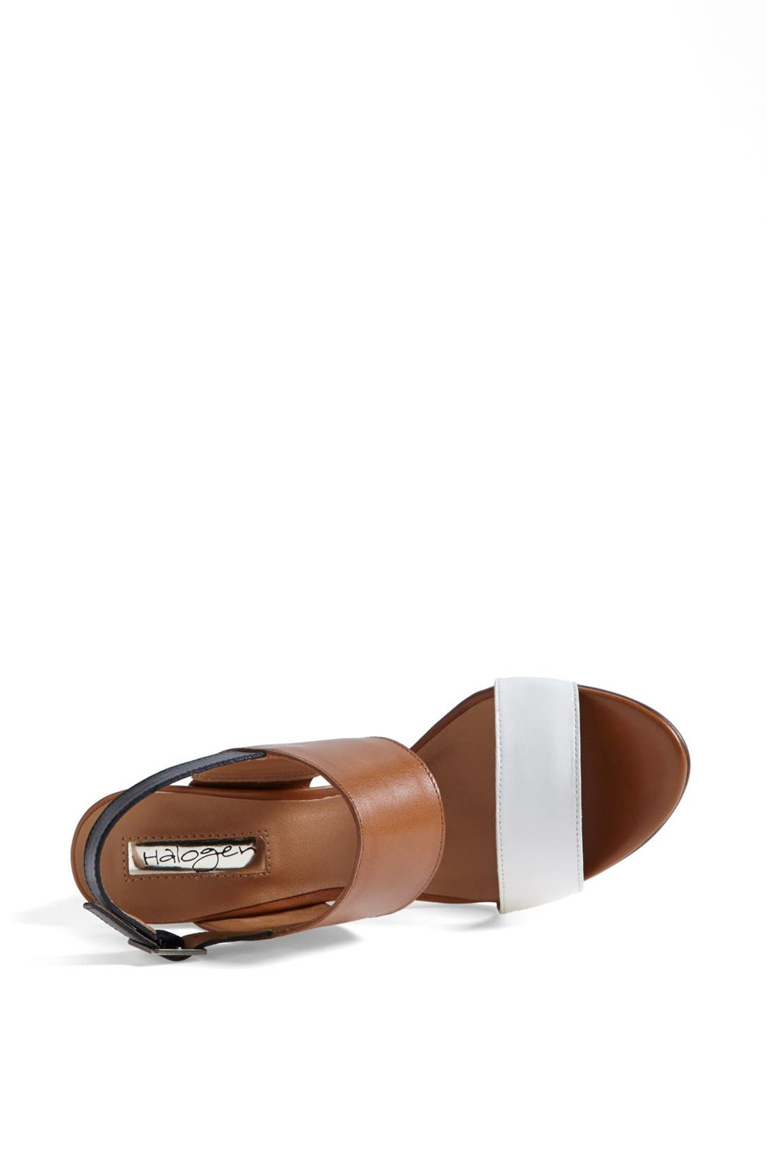 Alternate Image 3  - Halogen® 'Sonia' Sandal