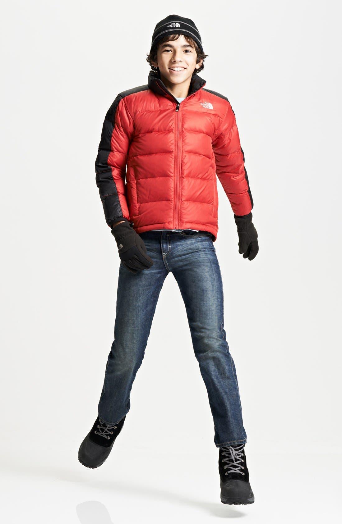 Main Image - The North Face Jacket & Tucker + Tate Jeans (Big Boys)