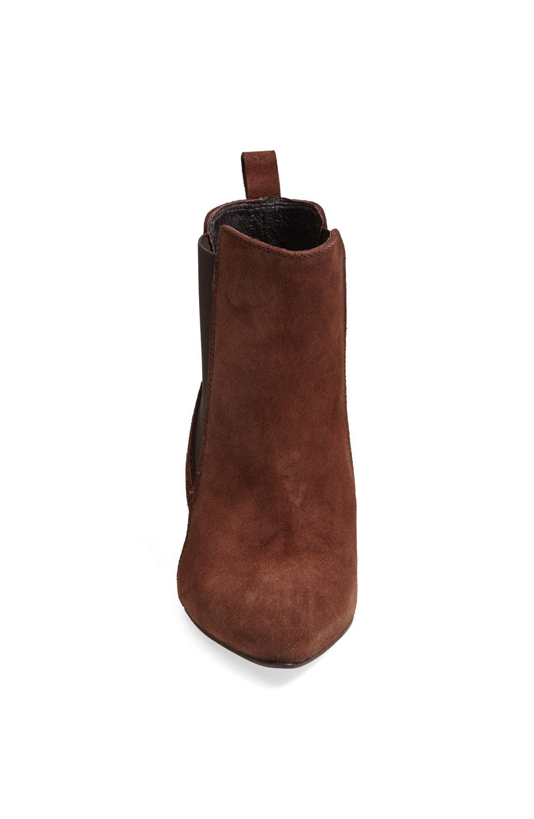 Alternate Image 3  - Charles David 'Felisa' Leather Pointy Toe Bootie