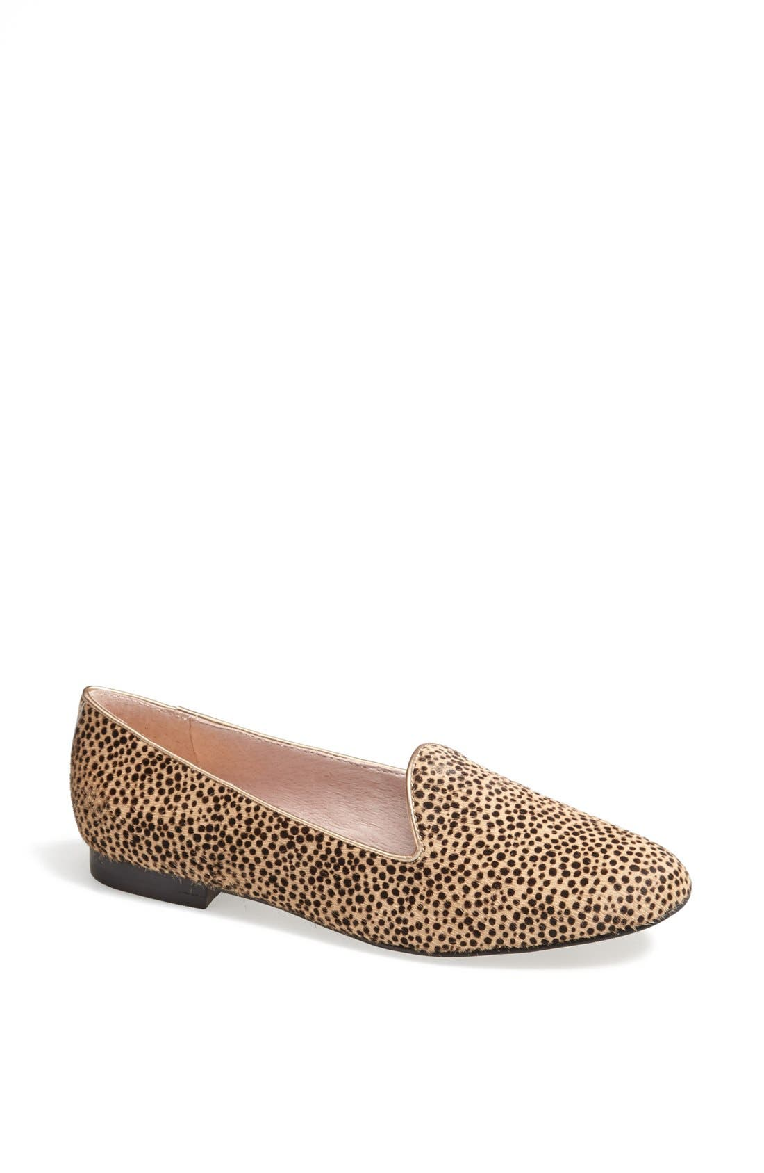 Alternate Image 1 Selected - Vince Camuto 'Edmonton' Calf Hair Flat