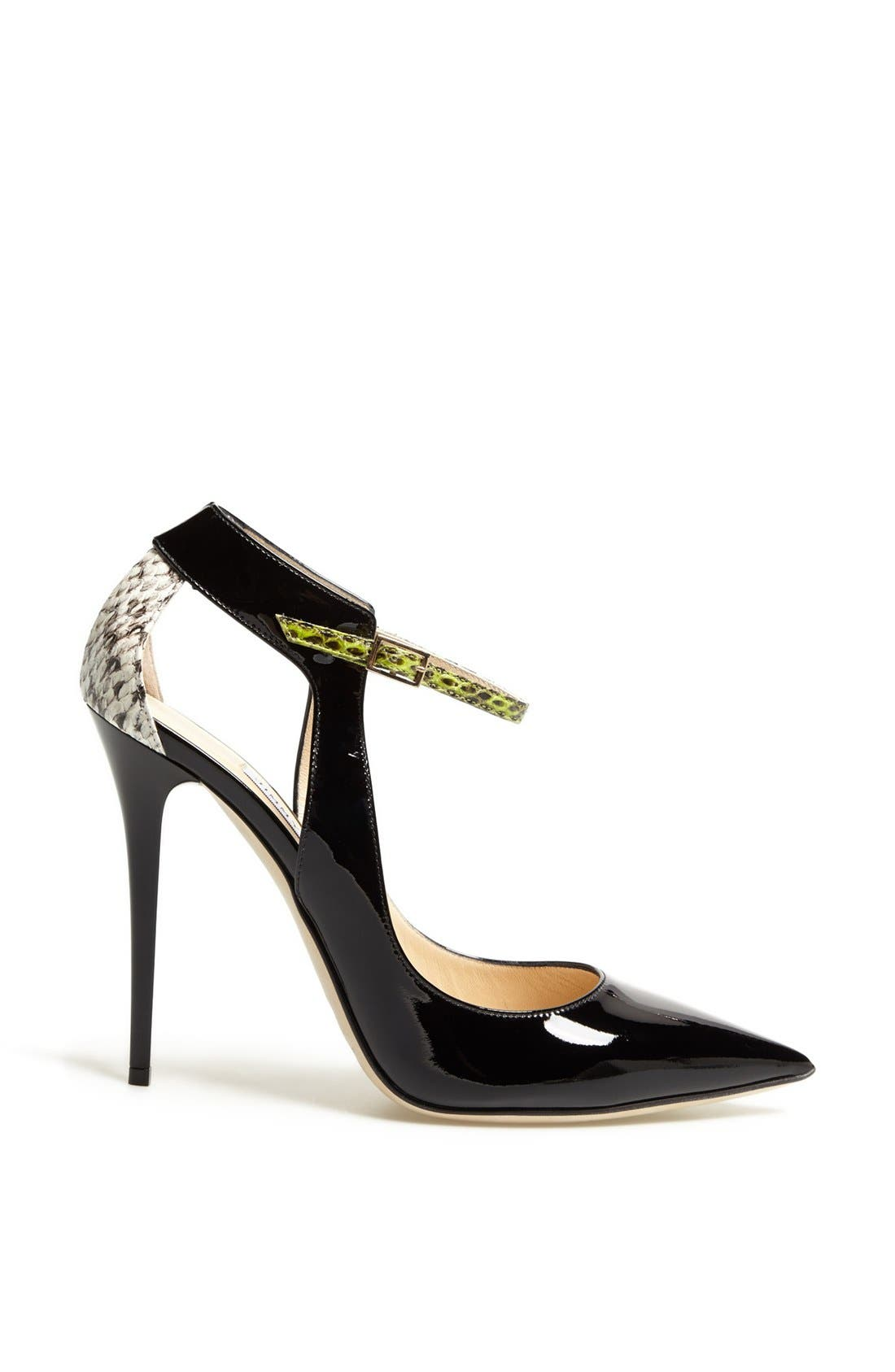 Alternate Image 4  - Jimmy Choo 'Maiden' Pointy Toe Pump