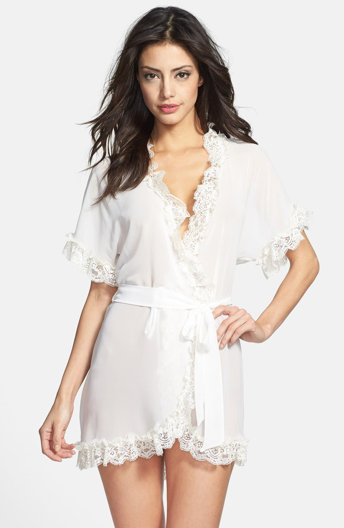Main Image - In Bloom by Jonquil 'Peaches & Cream' Robe
