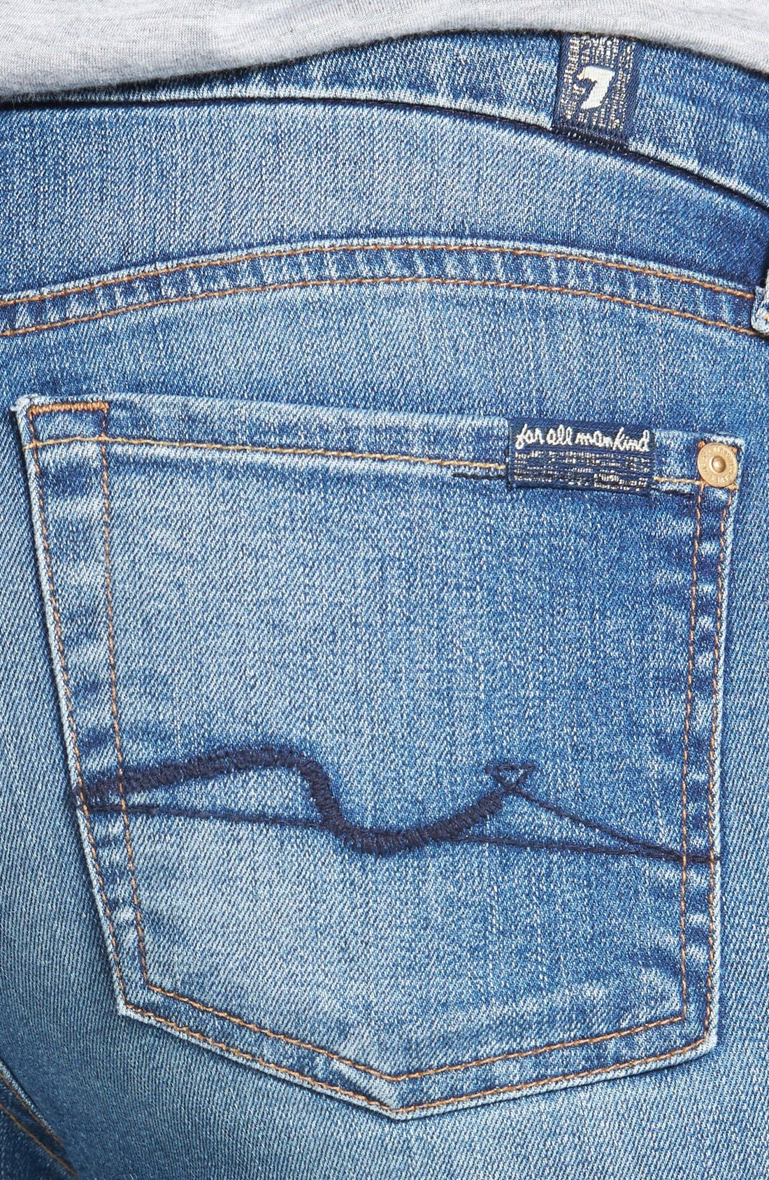 Alternate Image 3  - 7 For All Mankind® 'Kimmie' Bootcut Jeans