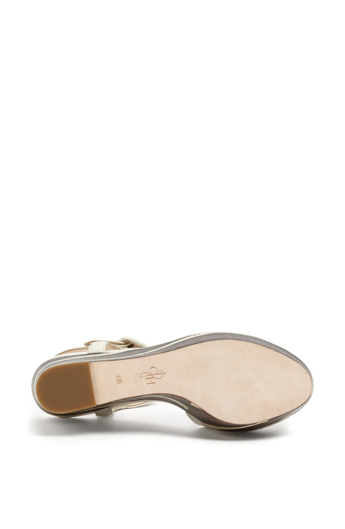Alternate Image 4  - Cole Haan 'Gillian' Platform Wedge Sandal
