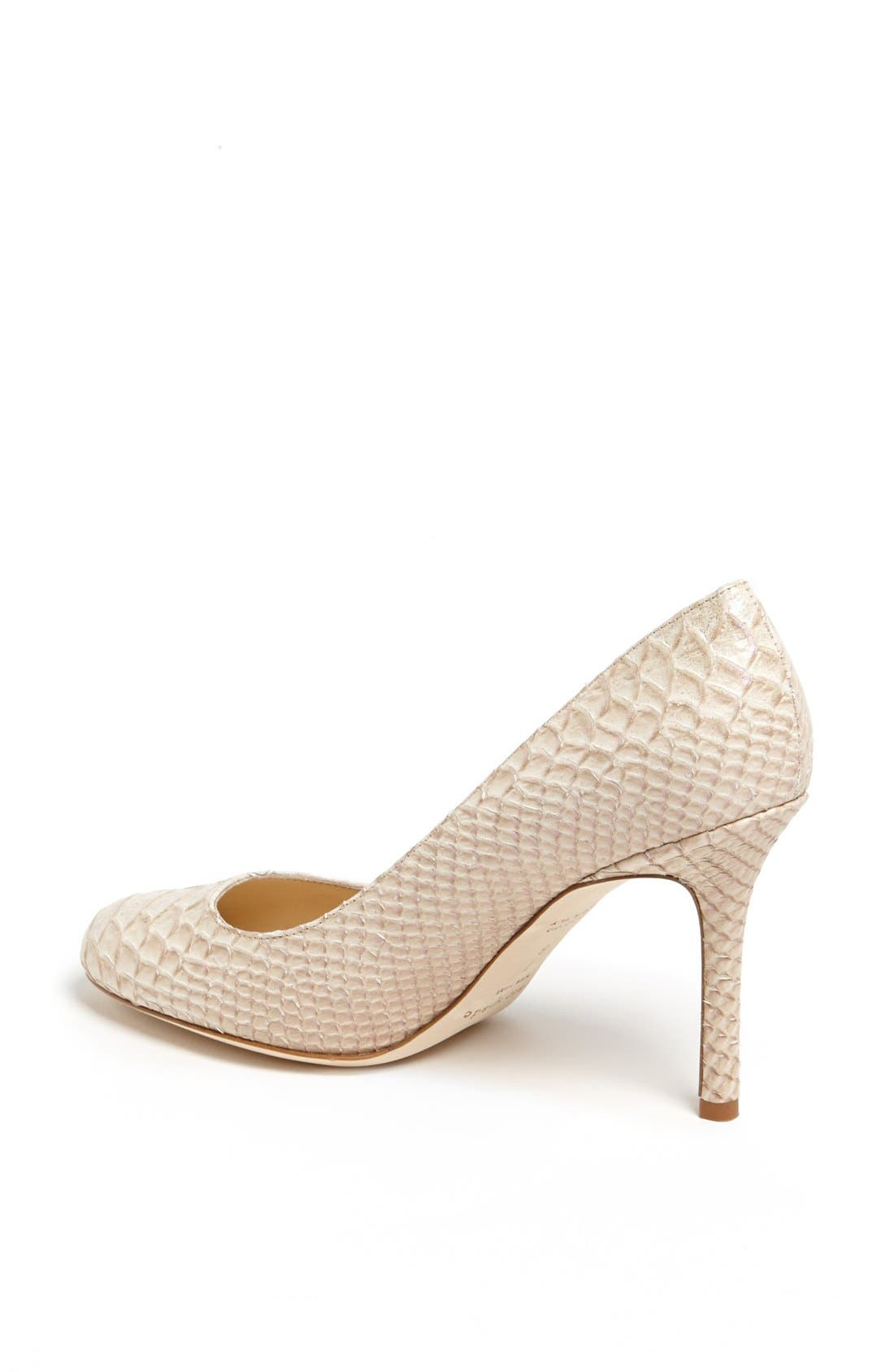 Alternate Image 2  - kate spade new york 'arielle' round toe pump