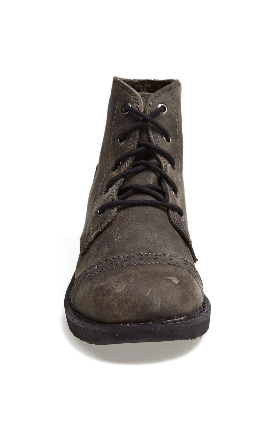 Alternate Image 3  - Bed Stu 'Loop II' Cap Toe Boot (Men)