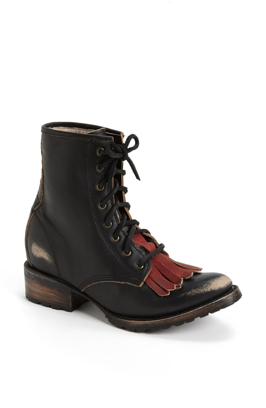 Main Image - Freebird by Steven 'Robertson' Lace-Up Boot