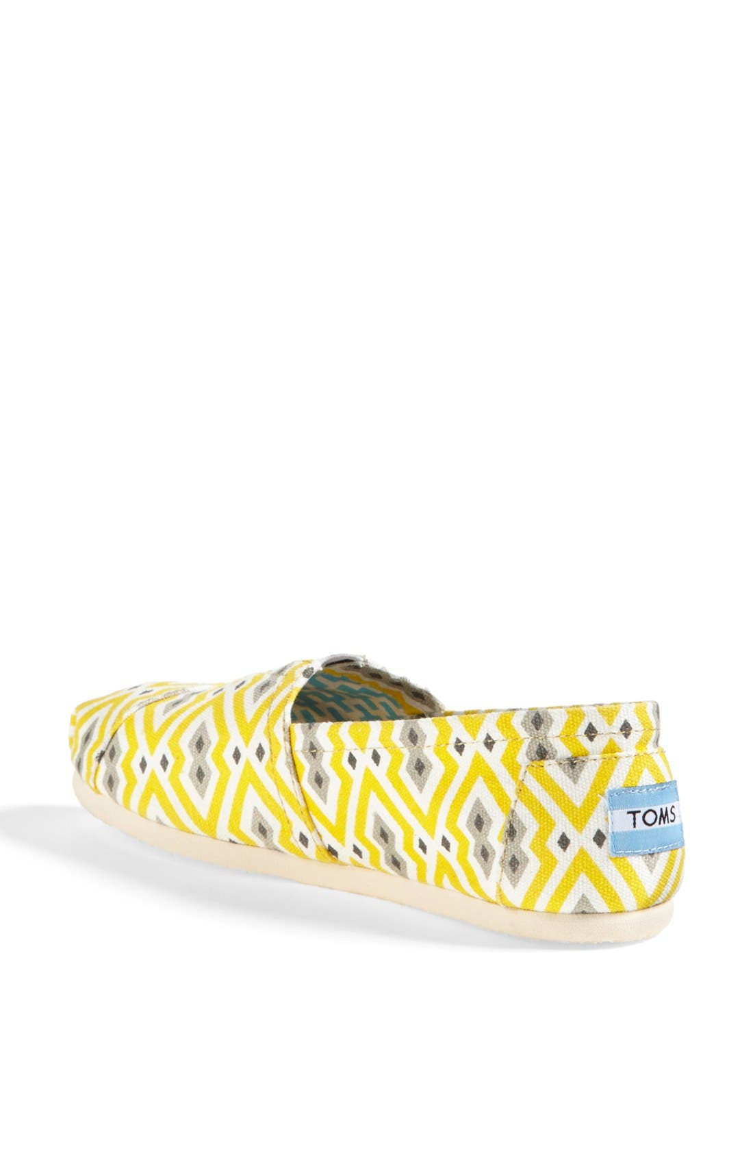 Alternate Image 2  - TOMS 'Classic - Jonathan Adler' Slip-On (Women)