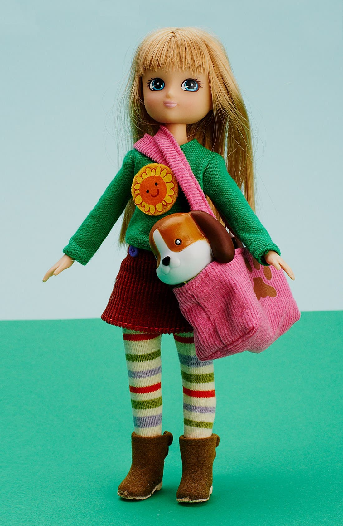 Alternate Image 4  - Schylling 'Lottie™ - Autumn Leaves' Doll