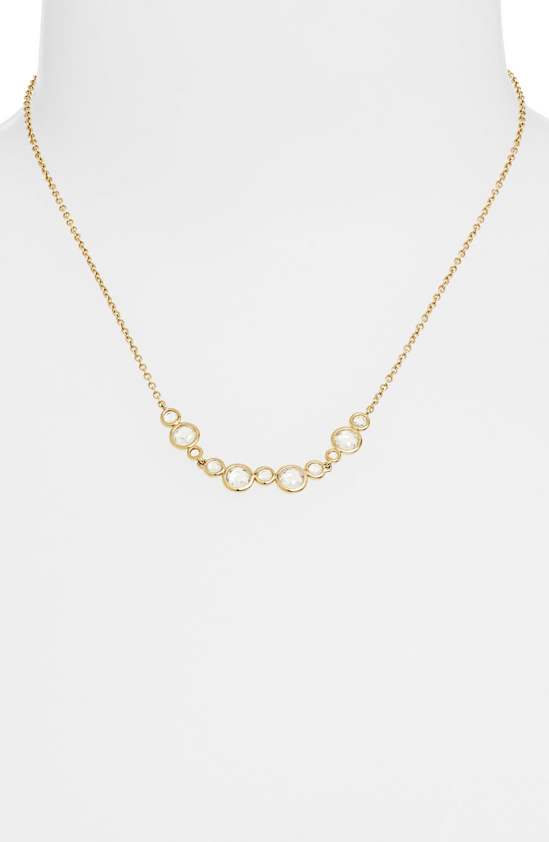 Alternate Image 1 Selected - Nadri 'Dew Drop' Frontal Necklace