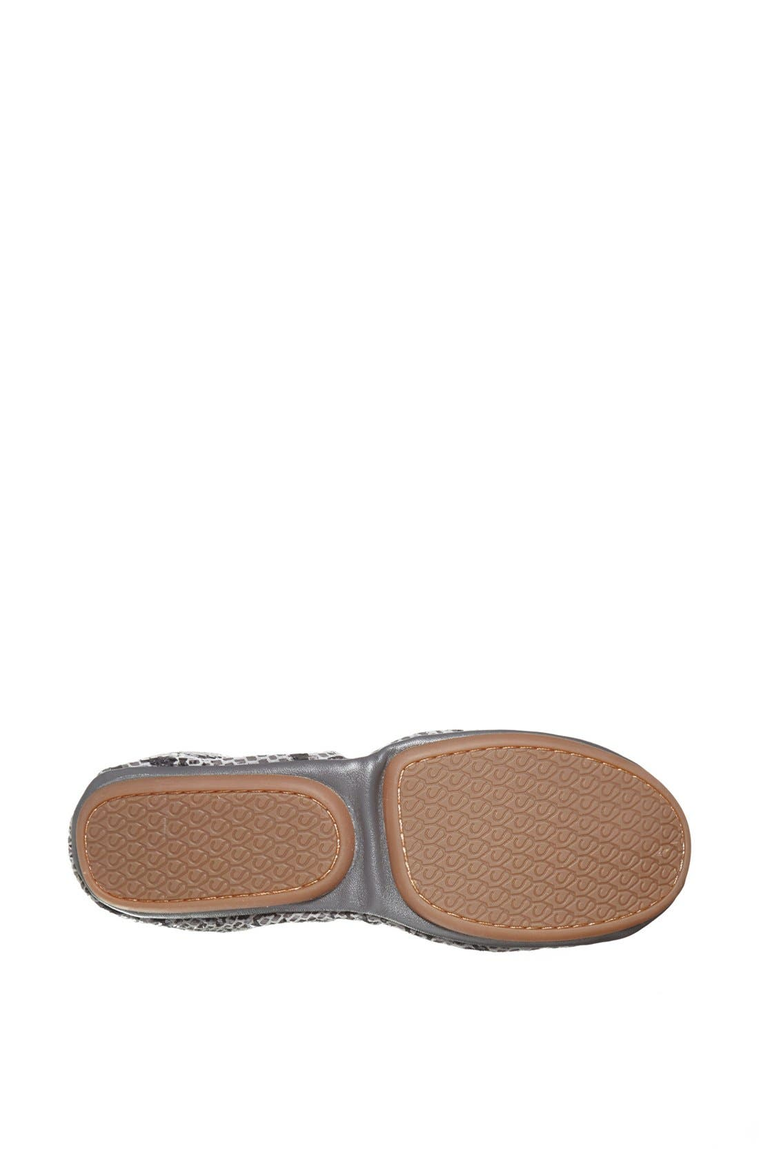 Alternate Image 4  - Yosi Samra Foldable Ballet Flat