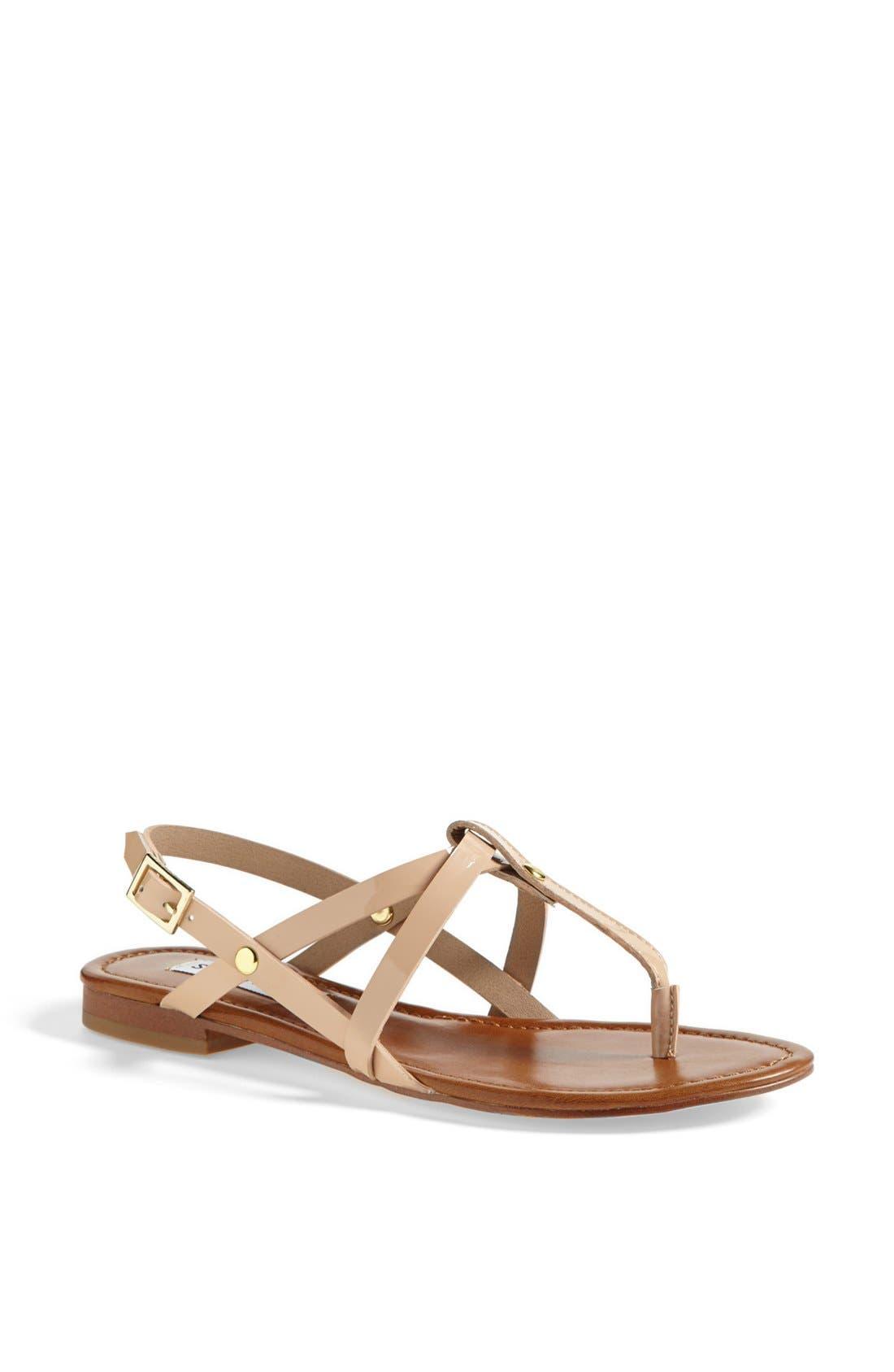 Alternate Image 1 Selected - Steve Madden 'Kroatia' Patent Sandal