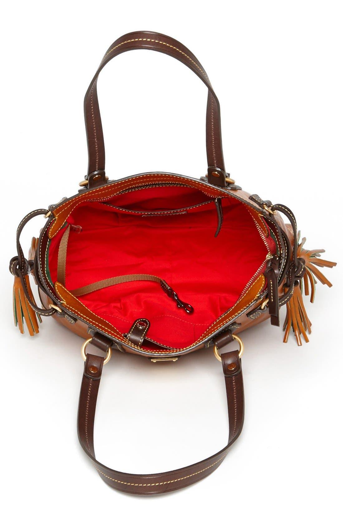 Alternate Image 3  - Dooney & Bourke 'Winged - Small' Leather Handbag