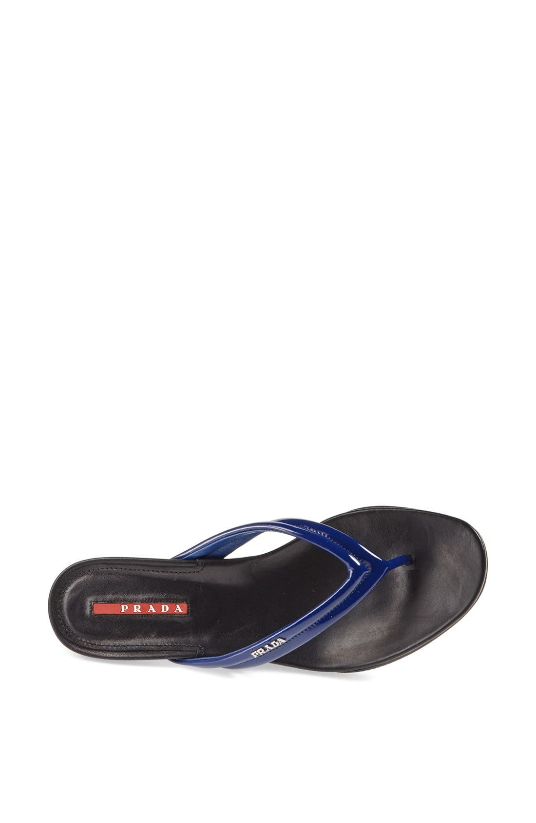 Alternate Image 3  - Prada Thong Sandal