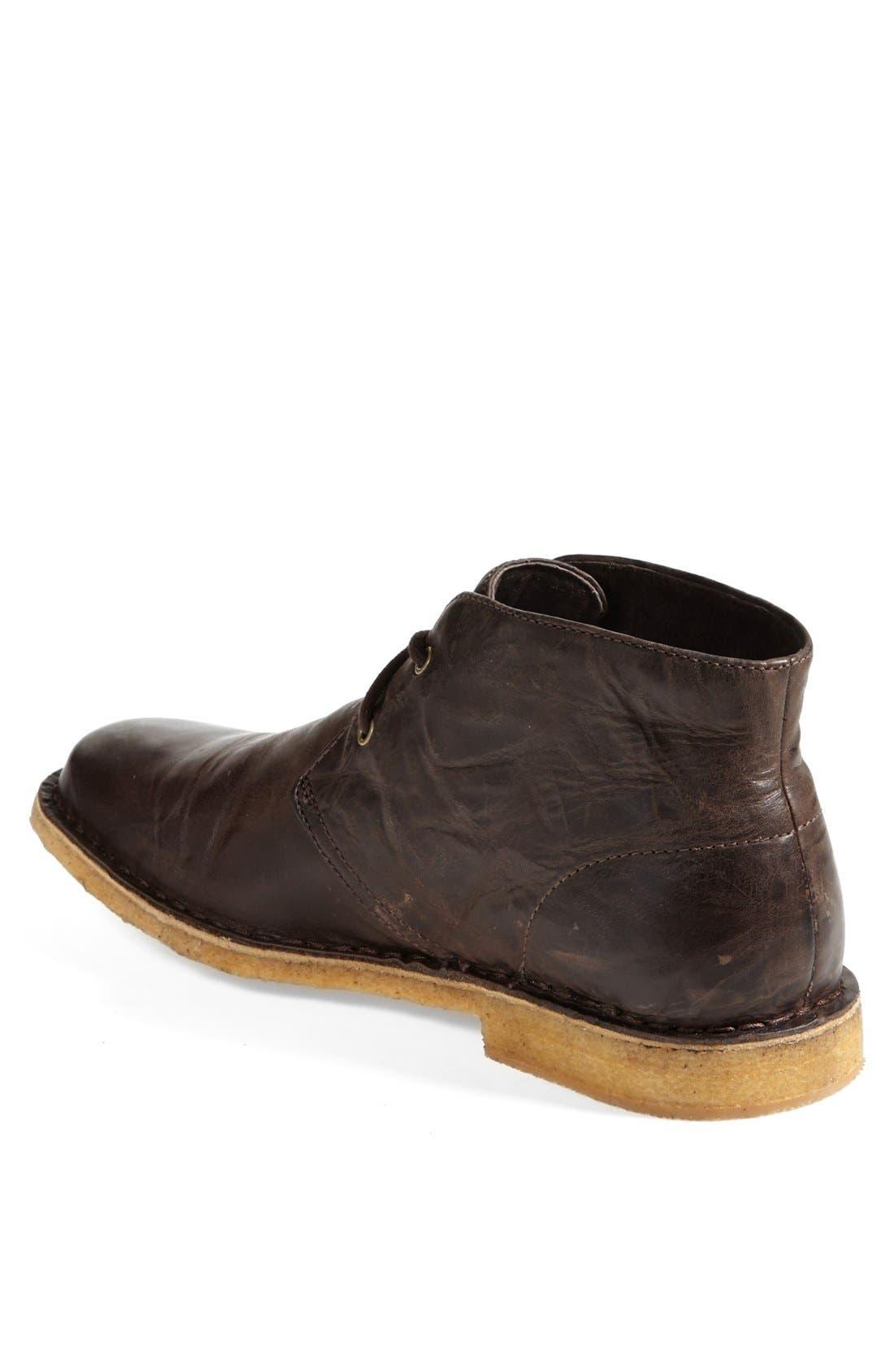 Alternate Image 2  - UGG® Leighton Chukka Boot (Men)