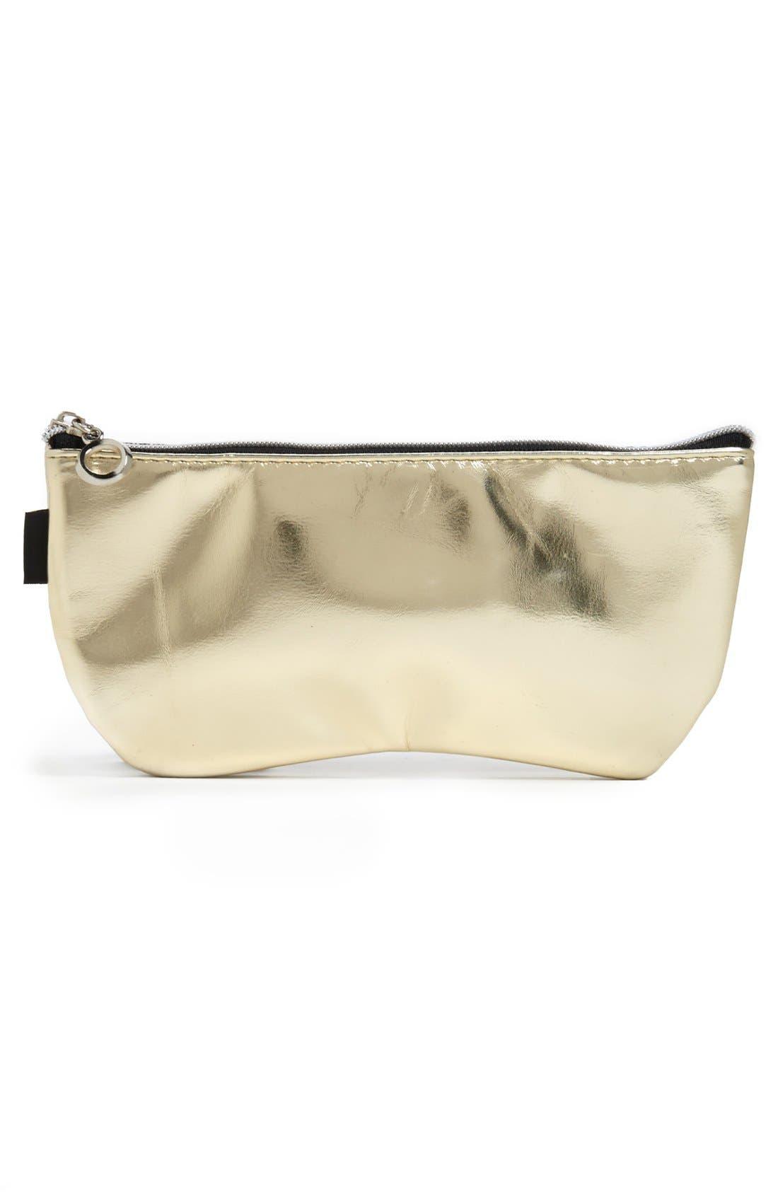 Alternate Image 2  - Sax Eyewear Accessory Eyeglasses Pouch
