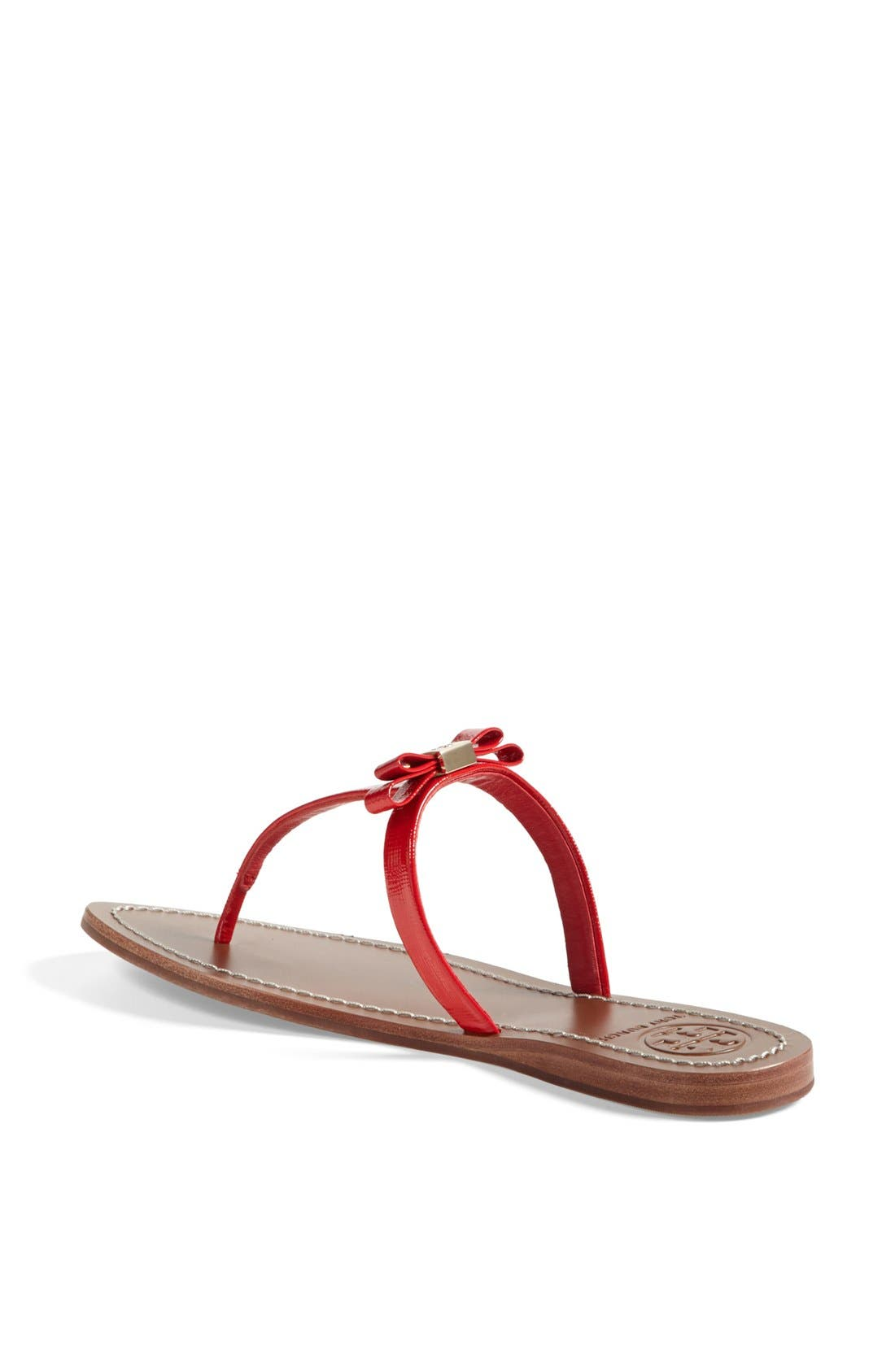 Alternate Image 2  - Tory Burch 'Leighanne' Thong Sandal (Online Only)