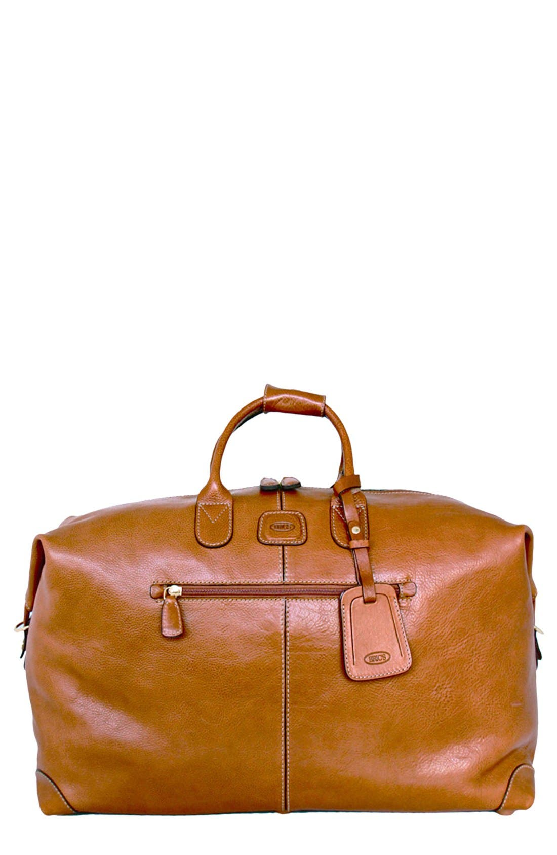 Alternate Image 1 Selected - Bric's 'Pelle' Duffel Bag (18 Inch)