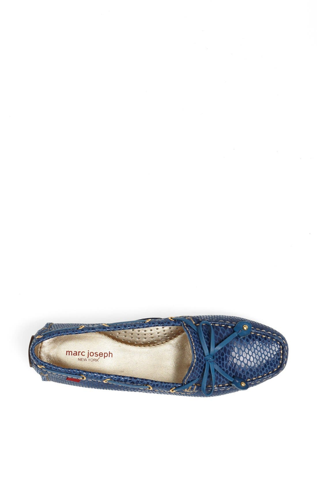 Alternate Image 3  - Marc Joseph New York 'Cypress Hill Snakes' Loafer