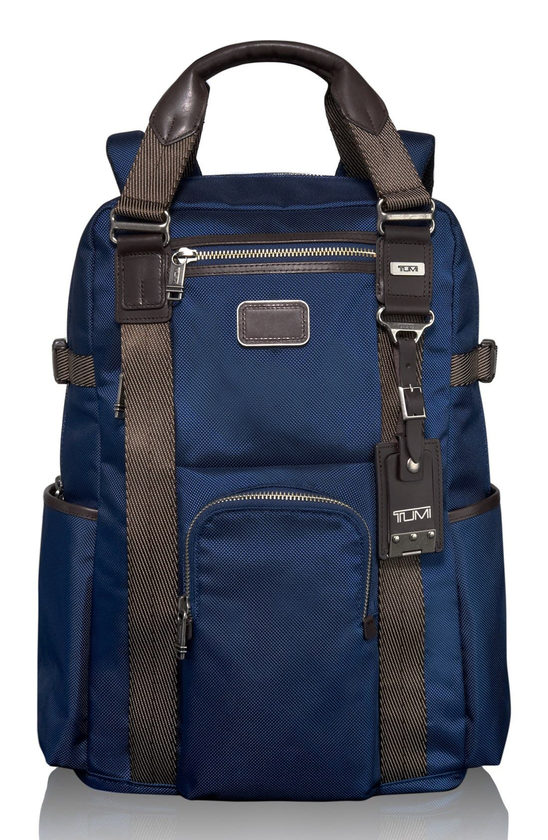Main Image - Tumi 'Alpha Bravo - Lejeune' Backpack Tote
