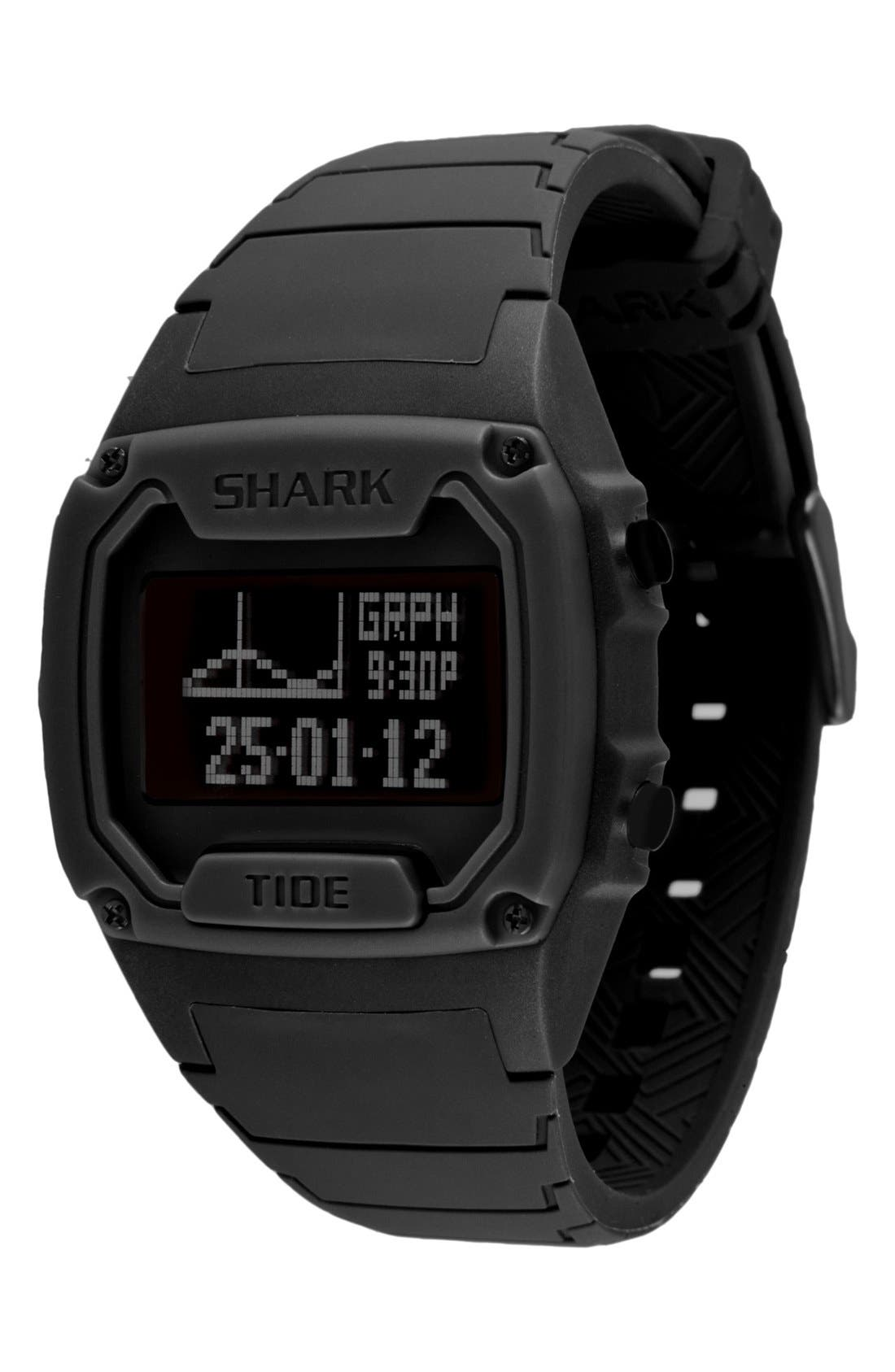 Main Image - Freestyle 'Shark Classic Tide' Digital Watch, 38mm