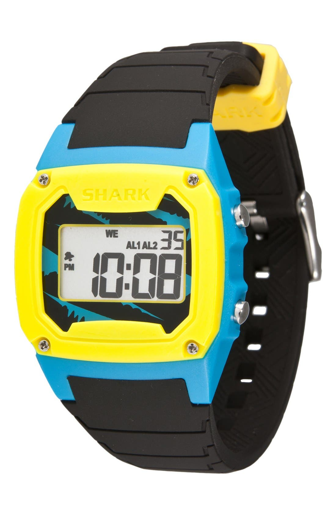 Main Image - Freestyle 'Classic Shark' Digital Watch, 38mm
