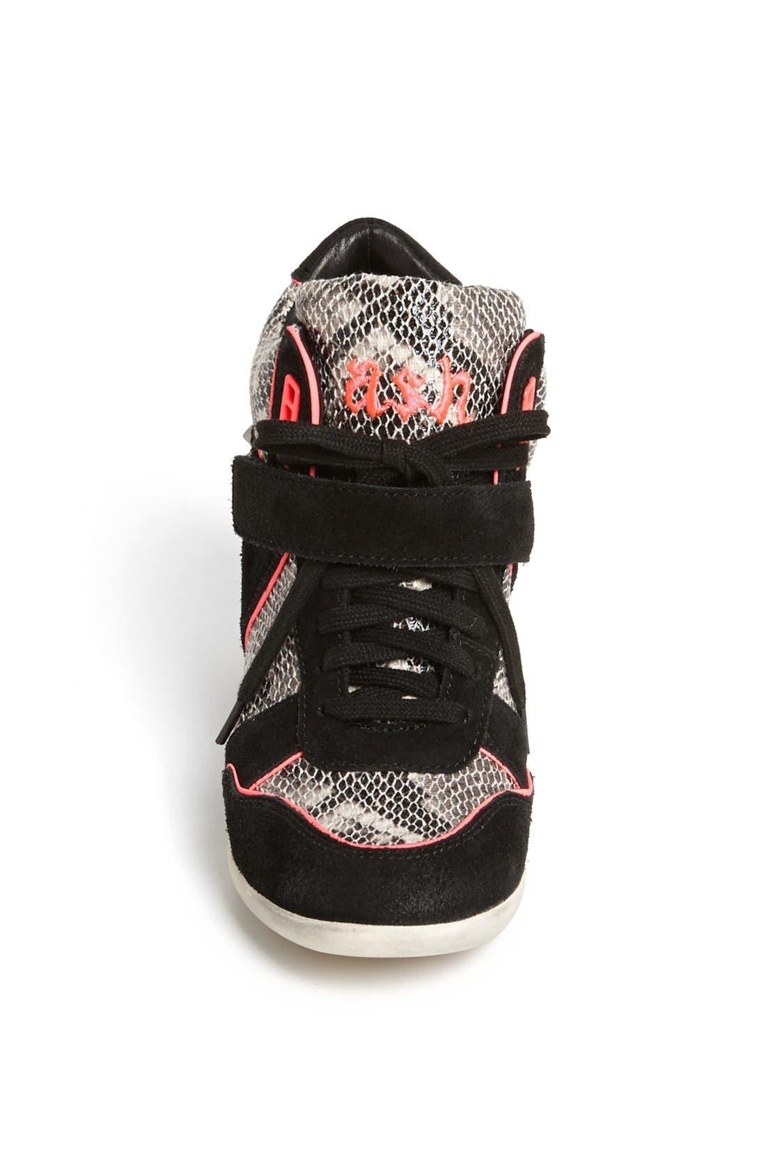 Alternate Image 3  - Ash 'Bisou' Spike Studded Hidden Wedge Sneaker