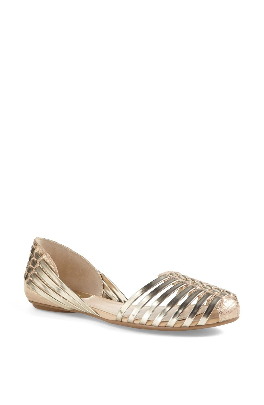 Alternate Image 1 Selected - Vince Camuto 'Caprio' Flat