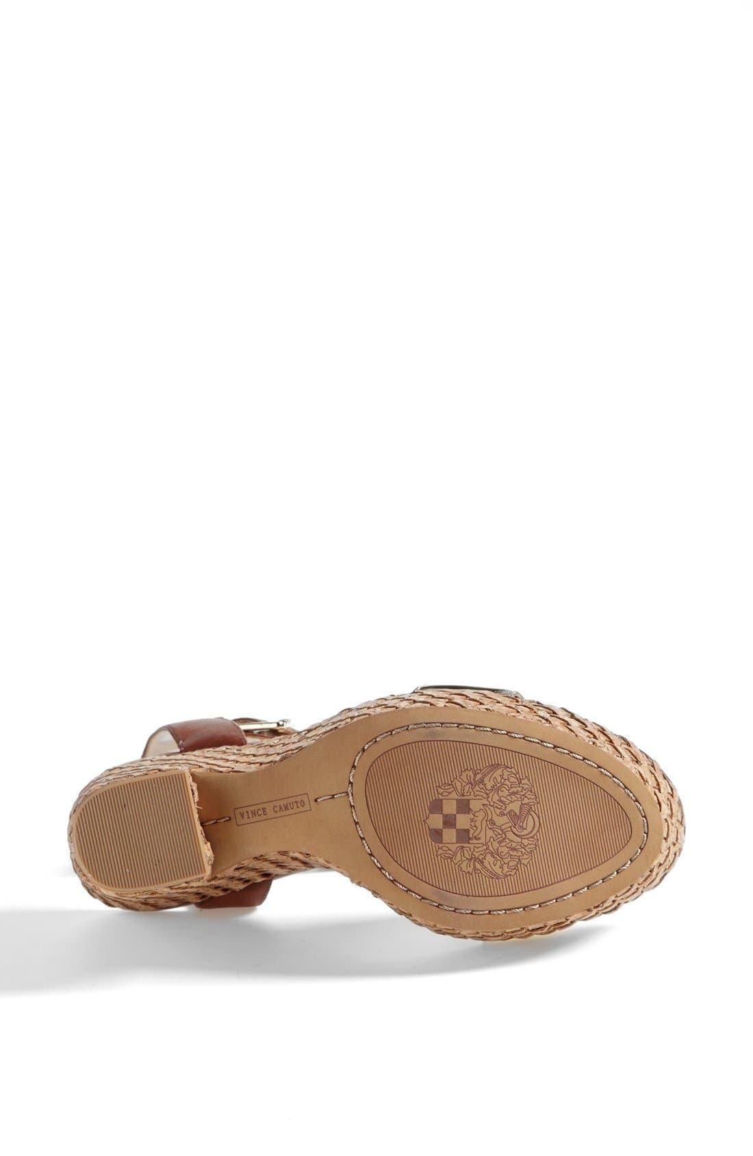 Alternate Image 4  - Vince Camuto 'Rincona' Sandal