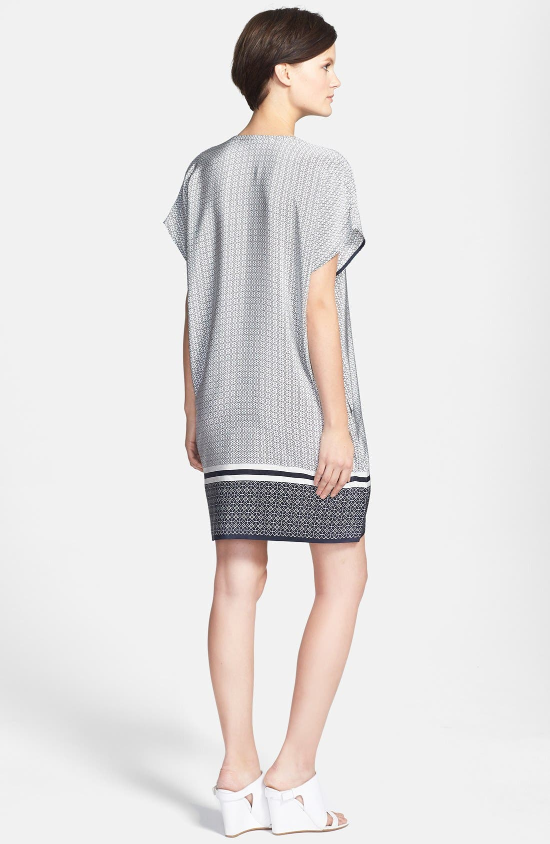 Alternate Image 2  - Vince 'Trapunto' Print Dress