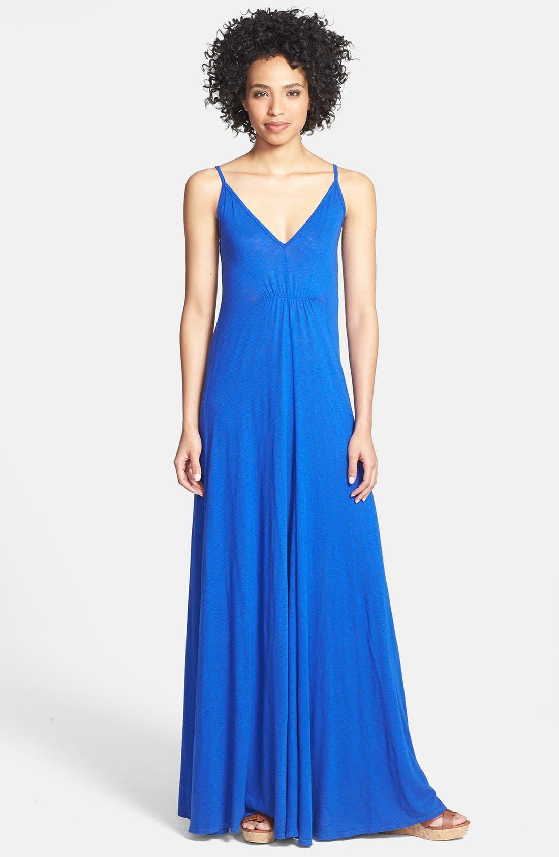 Alternate Image 1 Selected - LAmade 'Cami' Maxi Dress