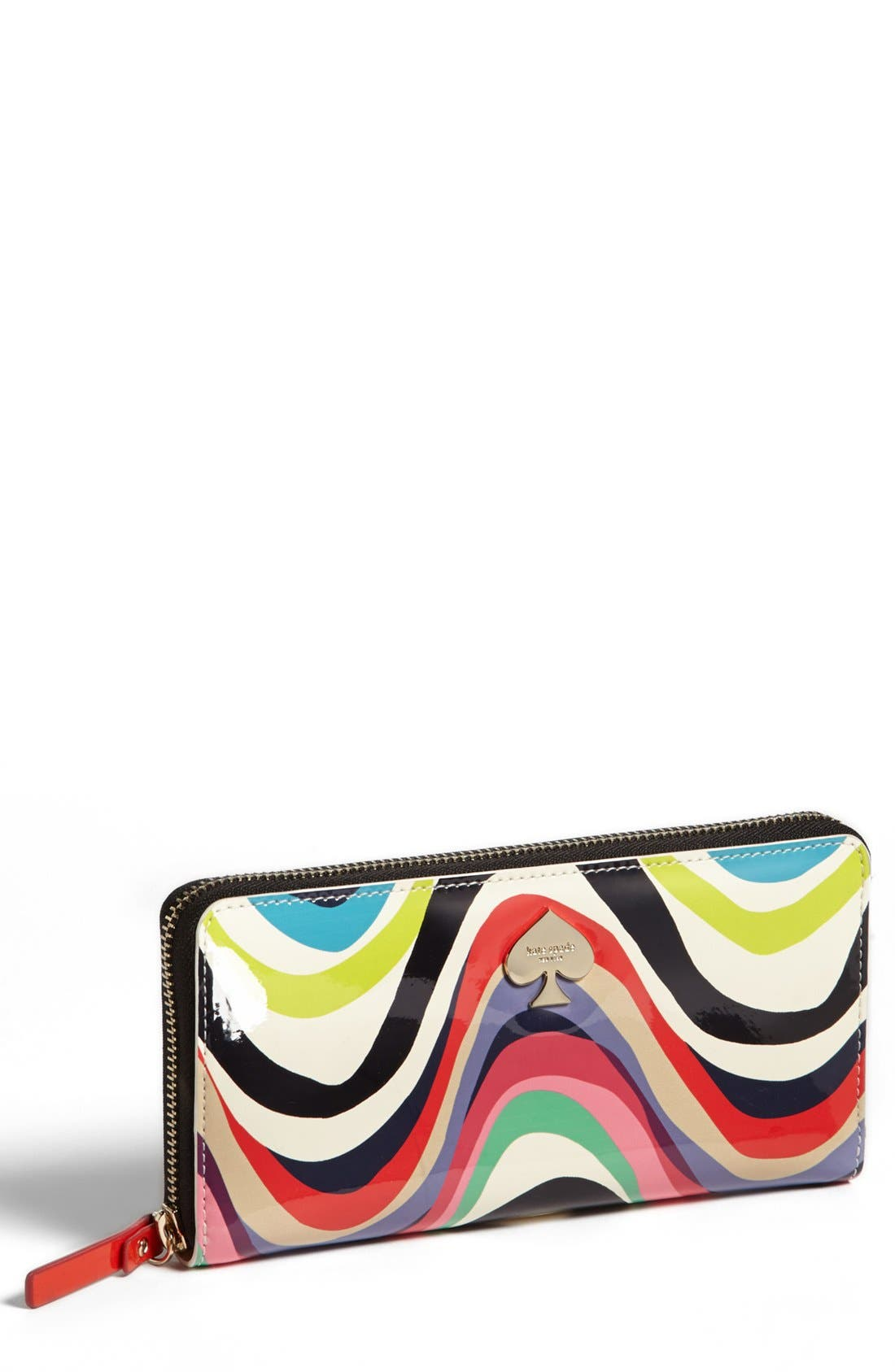 Main Image - kate spade new york 'lacey - large' zip around wallet