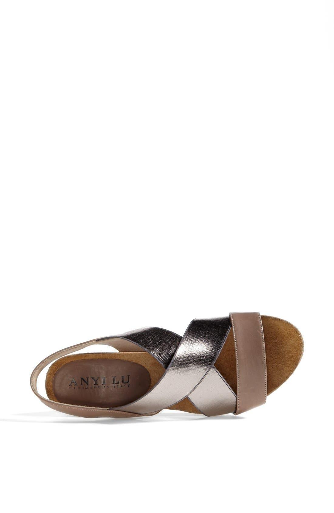 Alternate Image 3  - Anyi Lu 'Bella' Sandal (Women)