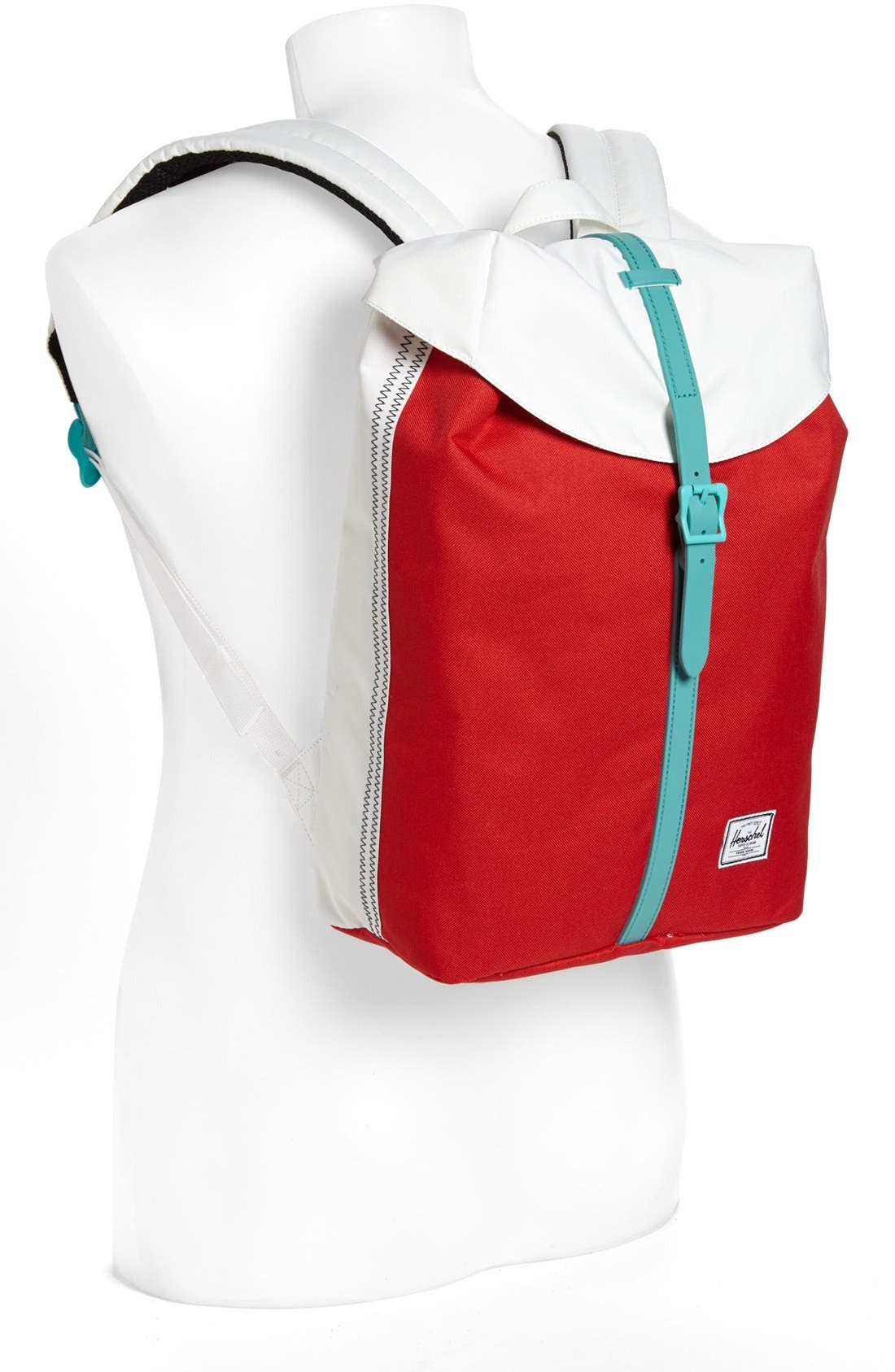 Alternate Image 4  - Herschel Supply Co. 'Post - Studio Collection' Backpack