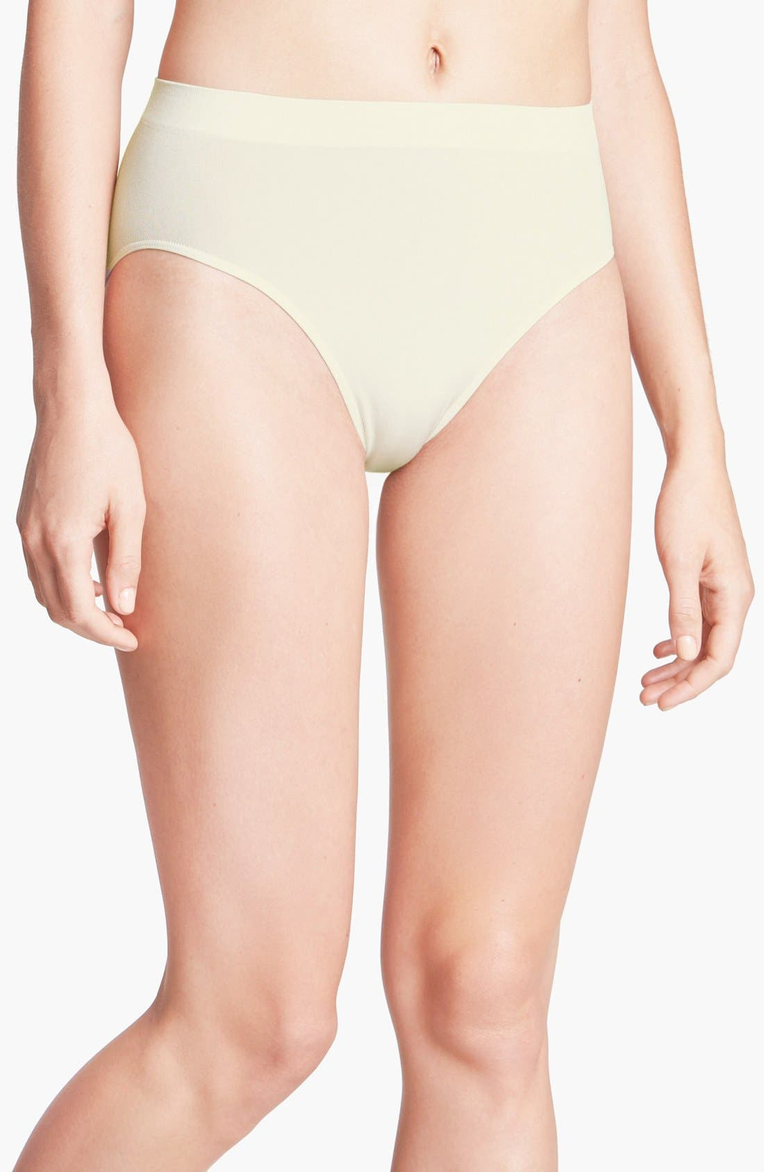 Wacoal B Smooth High Cut Briefs (3 for $39)