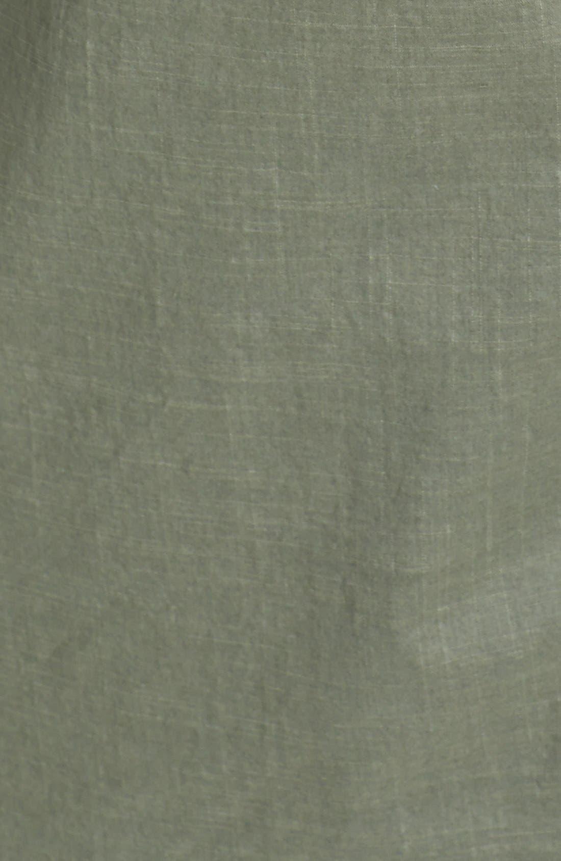 Alternate Image 3  - Caslon® Cotton Blend Blouse