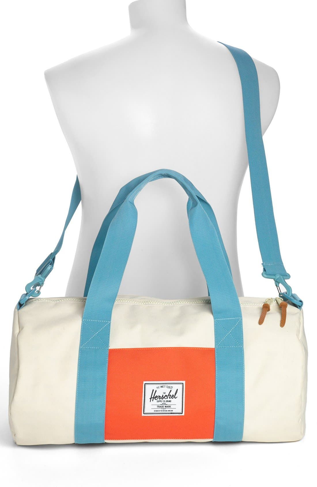 Alternate Image 2  - Herschel Supply Co. 'Sutton - Rad Cars with Rad Surfboards Collection' Midsize Duffel Bag