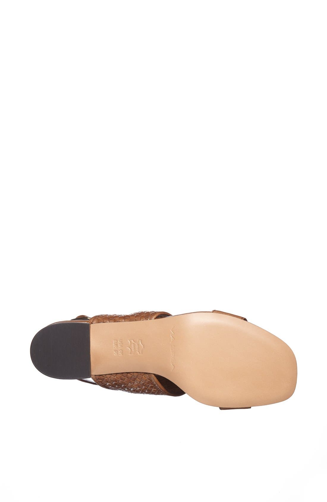 Alternate Image 4  - Via Spiga 'Cairo2' Leather Sandal