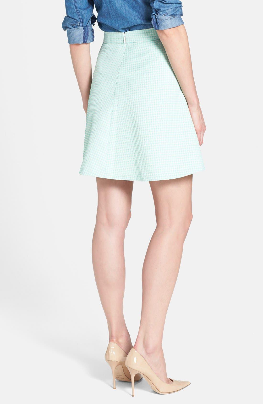 Alternate Image 2  - Halogen® Skater Skirt