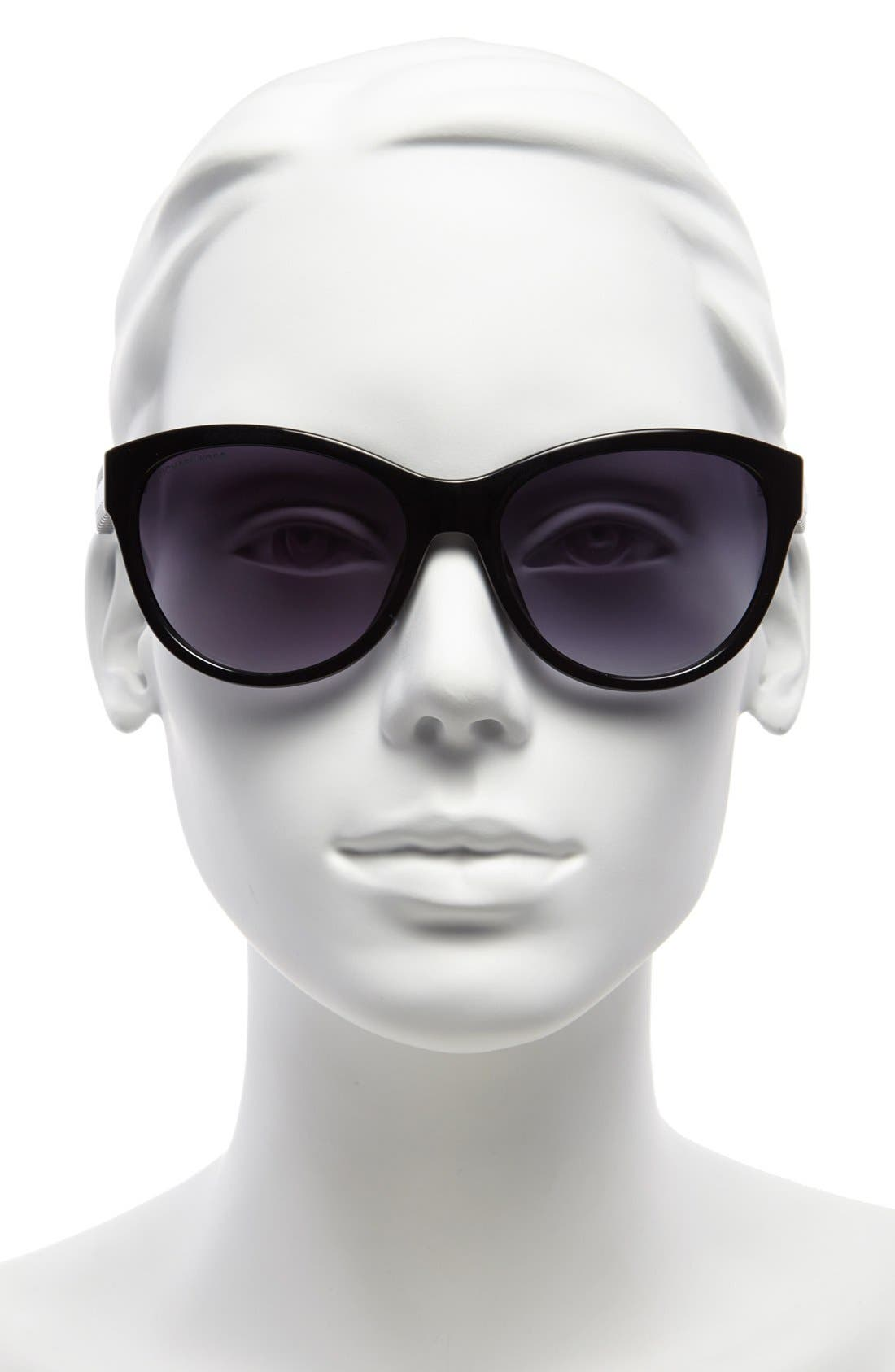 Alternate Image 2  - MICHAEL Michael Kors 'Olivia' 57mm Sunglasses