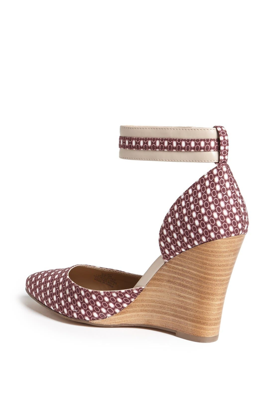 Alternate Image 2  - Sole Society by Julianne Hough 'Caity' Ankle Strap Pump